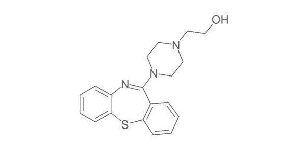 Des-hydroxyethyl Quetiapine
