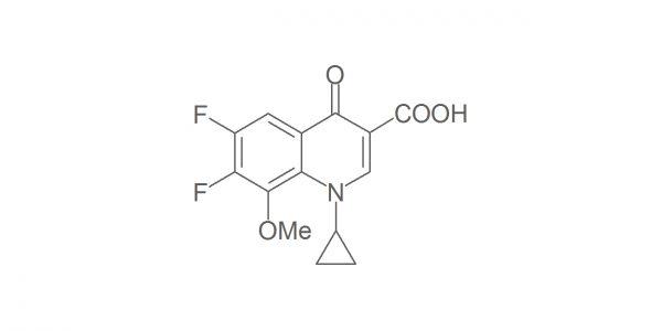 Gatifloxacin Impurity C (USP); Moxifloxacin Impurity