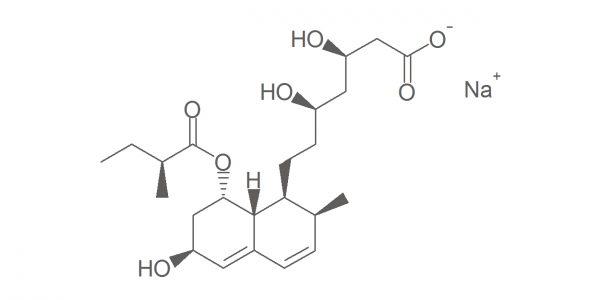 Pravastatin sodium salt