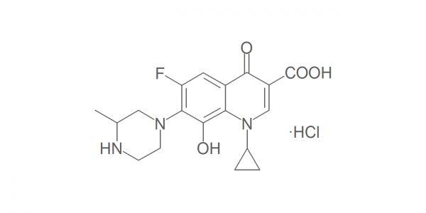 Gatifloxacin Impurity A HCl (USP)