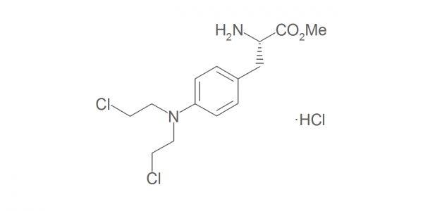 Melphalan Methyl Ester Hydrochloride