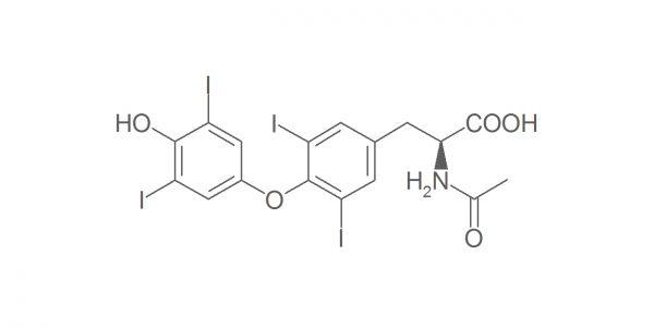 N-Acetyl L-thyroxine