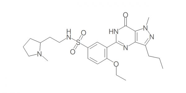 GA01093-03032016 - Despropoxy Ethoxy Udenafil