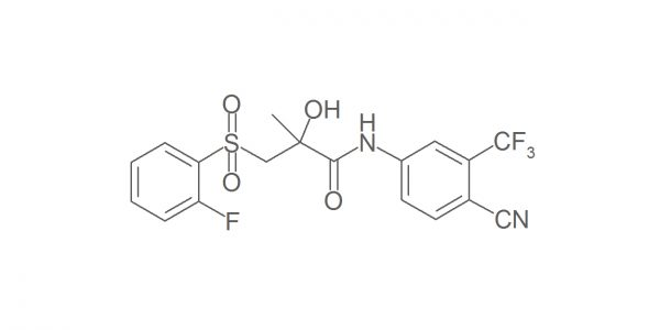 GA01109-03032016 - 2-Fluoro-4-desfluoro Bicalutamide