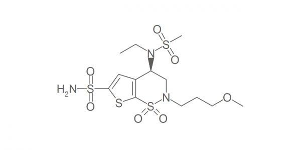 GA01126-03032016 - Brinzolamide Methane Sulfonyl Impurity
