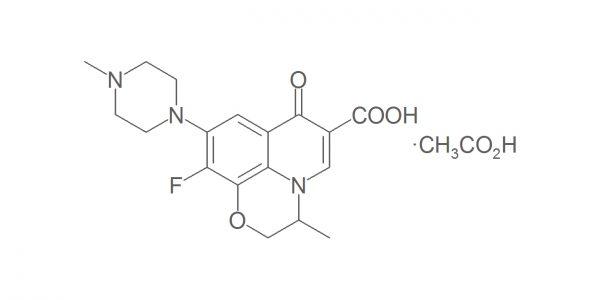 GA01153-03032016-9-Piperazino-Ofloxacin-acetic-salt