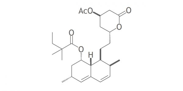 ga01166 - Simvastatin Impurity B (EP)