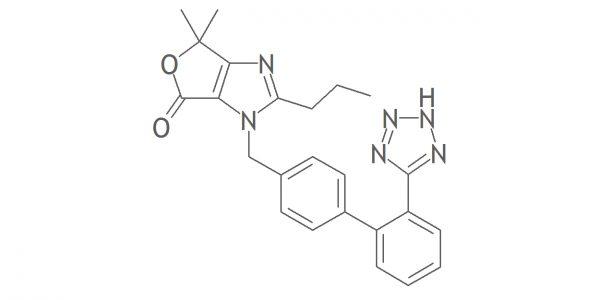 ga01170 - Olmesartan Medoxomil Impurity B (EP); Olmesartan Medoxomil RC A (USP); Olmesartan Lactone Impurity