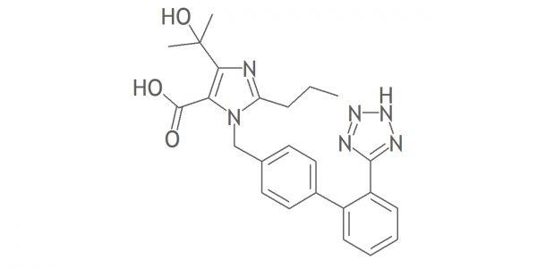 ga01171 - Olmesartan Acid; Olmesartan Medoxomil Impurity A (EP)