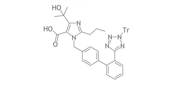 ga01173 - Trityl olmesartan acid