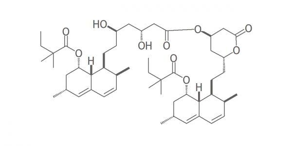GA01177 - Simvastatin Dimer Impurity; Simvastatin Impurity D (EP)